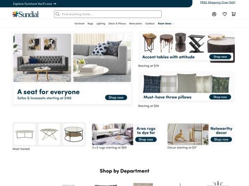 Online Home Improvement Décor