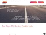 Sundirect DTH | Best DTH Servies