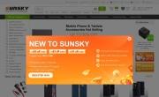 Промокод, купон SUNSKY-ONLINE.Com (Санскай Онлайн)