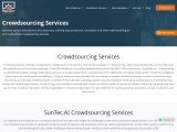 Crowdsourcing Services by SunTec.AI — Making AI Data Possible