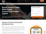 Benefits of Optimized Amazon Product Listing Copywriting