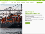 Sea Freight Transport Services in USA