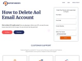 How To Delete AOL Email Account?