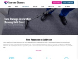 Flood Damage Restoration Gold Coast-Best Cleaning Company