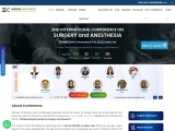 International conference on surgery and anesthesia