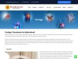 Best Vertigo Ayurvedic Clinic and Center in Hydernagar, Hyderabad