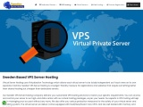 Cheapest Sweden VPS Server hosting