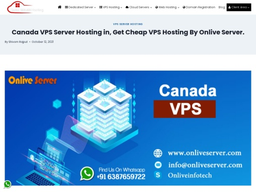 Get Fully Managed Europe VPS Plans by Onlive Server
