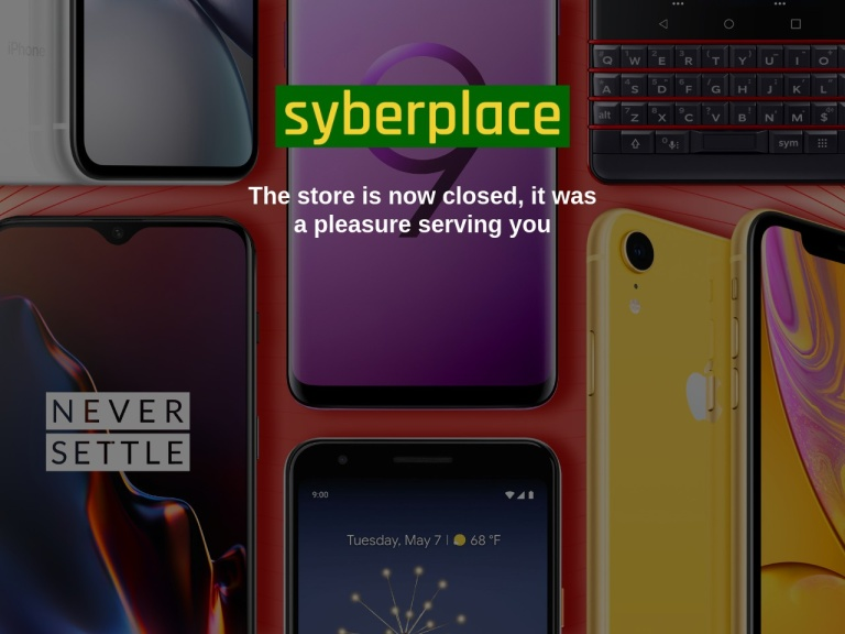Syberplace Coupons screenshot