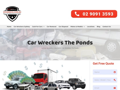 Car Wreckers Sydney   We Buy Scrap, Old & Used Cars Instantly!