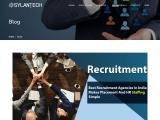 Best Recruitment Agencies in India Makes Placement and HR Staffing Simple