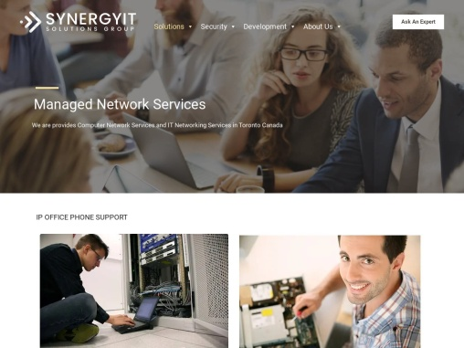 Computer Networking Services and Solution Toronto