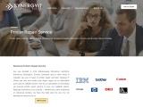 Printer Repair Service Toronto | Synergy IT