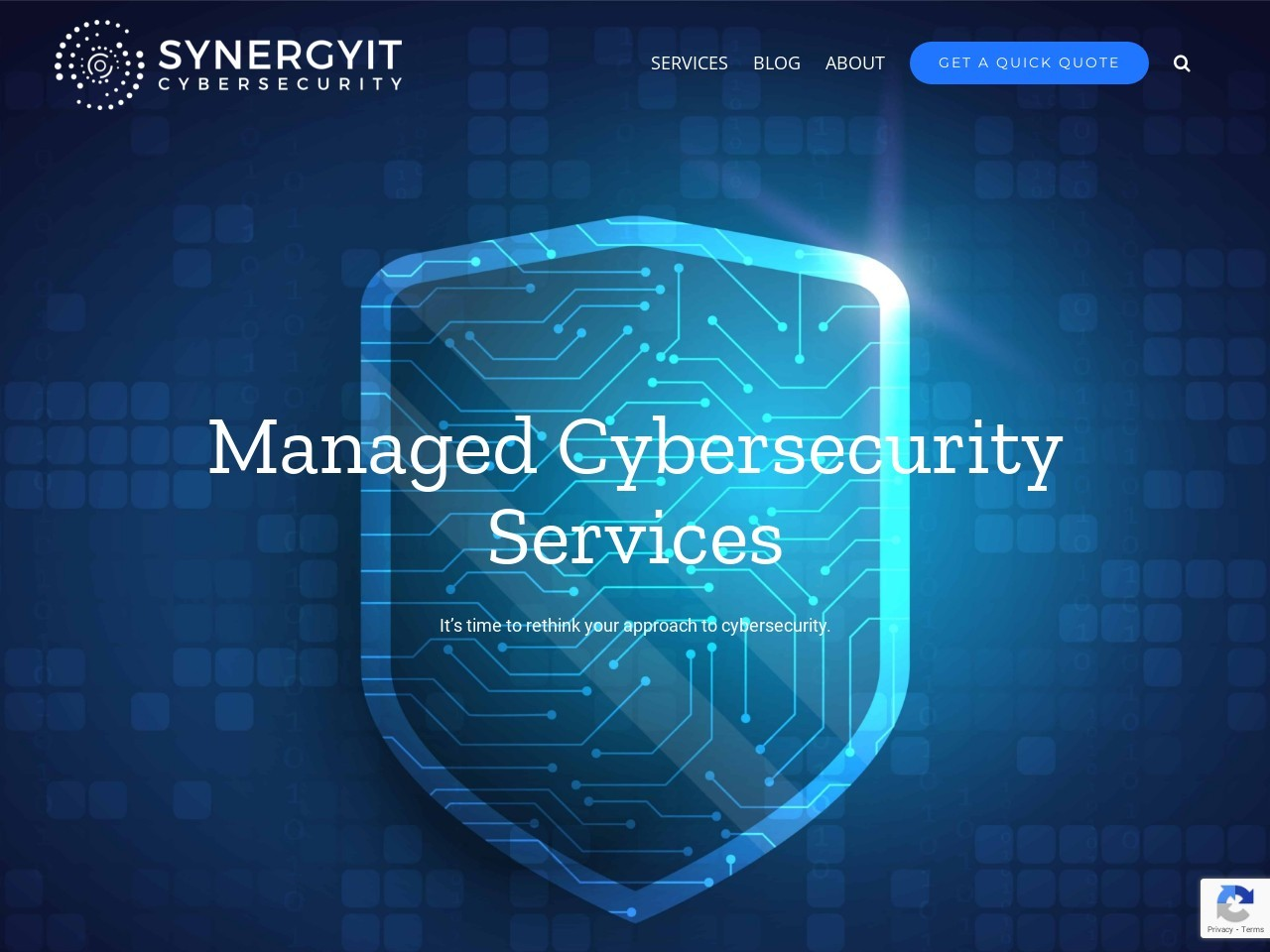 Security Information and Event Management | Synergy IT Cyber Security