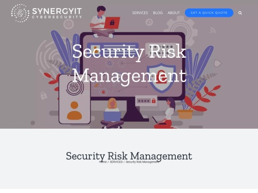 Manage IT Security Risks and Threats Toronto