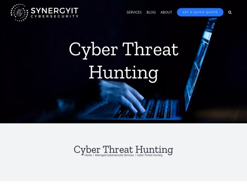 Cyber Threat Hunting Service Toronto