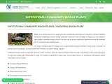 Commercial Biogas Plant & Industrial Biogas Plant Manufacturers