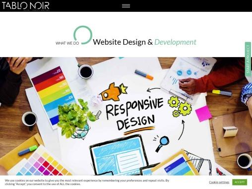 Web design and development company in chennai