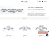 3 Stone Engagement Rings | Wedding Collection | Tacori