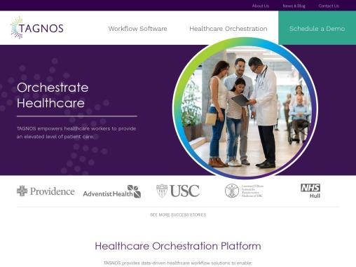 TAGNOS Interoperability Platform and Hospital Management System