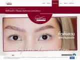 Eyebrow Lifting Experience at Take Care Salon Bangkok