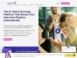 AI Powered Talent Sourcing Solutions