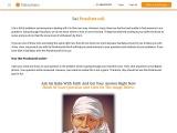 Sai Prashnavali and How this Prashnavali works?
