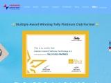 Best Tally Dealer in Dubai | Tally Gold Partner Awardee