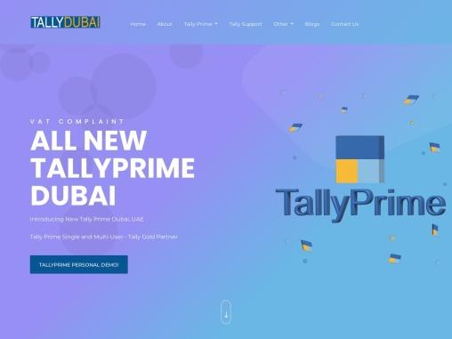 All New TallyPrime | Tally erp9 |  Dealer in UAE