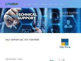 Tally UAE Support – Online ,Tally ERP 9 Support UAE – On-site