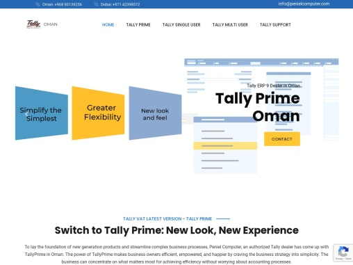 Accounting Software Tally Prime: New Look, New Experience
