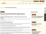 Everything you Need to Know About Drug-Induced Skin Pigmentation | Tamira