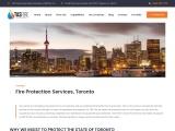 Toronto Fire Services | Fire Extinguisher Service Toronto | Tasfire