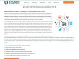 Ecommerce website development   Tauruswebsolutions
