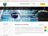 Security Services in Coimbatore   Security Services in Chennai