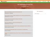 GST Notifications | Every GST Update & Notification