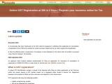 GST Registration Online | Everything about GST Registration Process