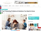Top 5 Parenting Problems & Solutions You Need to Know