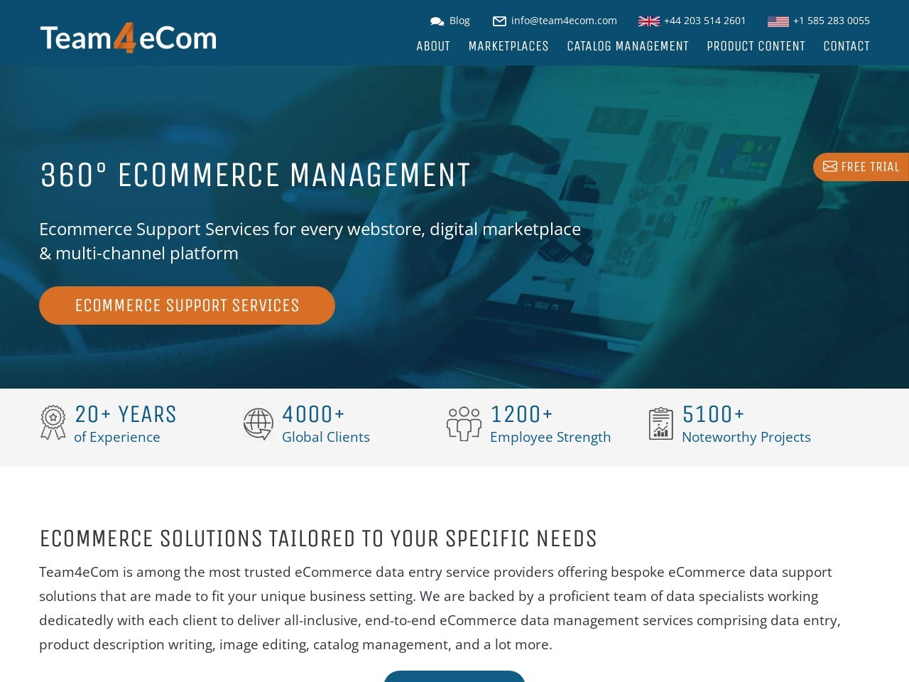 Amazon Listing Specialist   Amazon Listing Optimization by Team4eCom