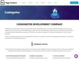 CodeIgniter Development Company – Tech9logy Creators