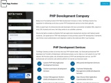 Top PHP Development Company in India – Tech9logy Creators