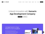 Hire High-quality and cost-effective Xamarin app development services company