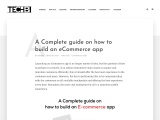 A COMPLETE GUIDE ON HOW TO BUILD AN ECOMMERCE APP