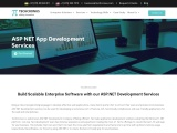 ASP.NET Application Development Company, Windows .Net Development IT Services | Techcronus