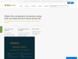 Highly Targeted Aricent Users Email List |  Technology Mailing Database