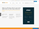 Citrix Users Email List | List of Companies using Citrix