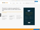 SAP Users Email List | SAP Customer Mailing Address Database