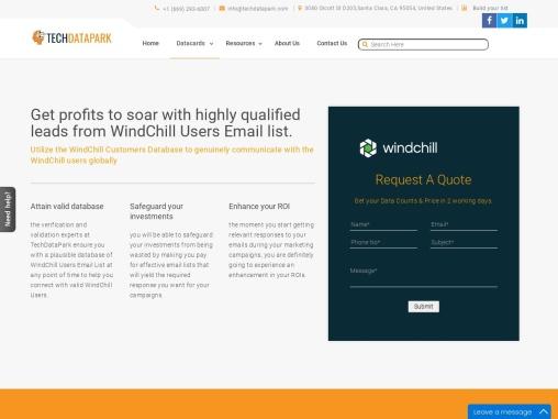 WindChill Users Email List | Mailing List of PTC Windchill