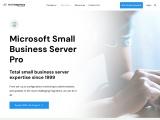 Microsoft Small Business Server Vancouver   Business Server Burnaby