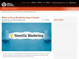 What Is Guerrilla Marketing? A Complete Guide